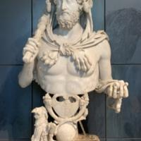 Portrait bust of Commodus as Hercules .JPG